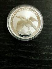 2011 Kookaburra silver 1oz bullion coin Perth Mint Australia
