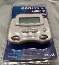 Bell South Caller Id Ci-I65 3 Line Display 99 Memory Real Time Clock In Package