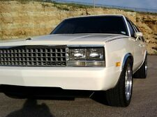 G Body Malibu Tuck tucked front bumper and rear bumpers
