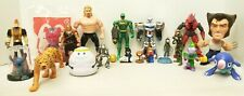 Lot of Loose Mixed Marvel, Lego, Halo, Power Rangers Toys & Action Figures READ