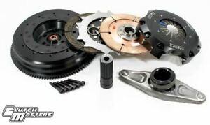 Clutch Masters 725 Series Clutch Kit #03075-TD7S-A for 2009-10 BMW 135 3.0L N54