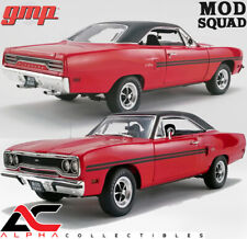 GMP 18941 1:18 1970 PLYMOUTH GTX (THE MOD SQUAD) RED
