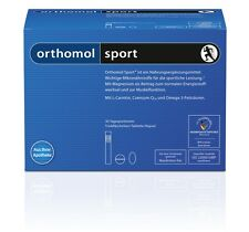 2x Orthomol Sport,2x 30 Tagesportionen, Trinkfläschen/Tabletten/Kapseln