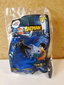 McDonald's Lego Batman The Videogame #7 Happy Meal - Robin  2008 Complete