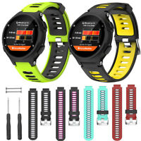 For Garmin Forerunner 735XT Watch Soft Silicone Replacement Wrist Watch Band Hot