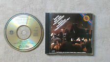 "CD AUDIO MUSIQUE/ TCHAILOVSKI ""PIANO CONCERTO N°1""(GILELS/MEHTA/N.Y.PHIL) 1980"