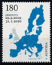 Austria 2020 - Brexit Stamp - sold out - MNH