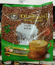 Old Town white coffee Hazelnut 3 In 1 Instant coffee