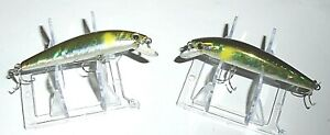 Blaze Pins Minnow Crankbait/Jerkbait (Lot of 2-U406)