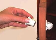 5er-Set Kindersicherung Magnetschloss 4 Magnetschlösser Schlüssel Magnet Schloss