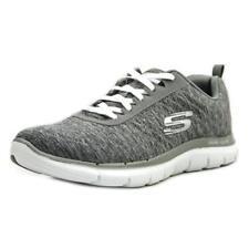 Zapatillas deportivas de mujer Skechers Flex Appeal color principal gris
