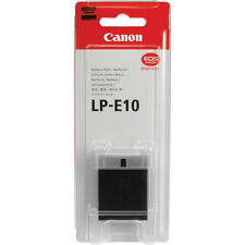 Original Canon LPE10 LP-E10 Akku für EOS 1100D 4000D 1300D LC-10E NEU