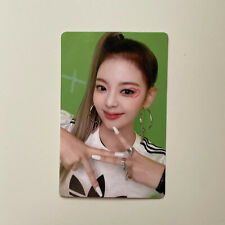 Itzy No Bad Days October Monthly Kit (Trick or Treat) Lia Photocard
