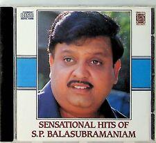 Sensational Hits-The Best of S.P. Balasubrahmanyam CD Tamil/Bollywood/Soundtrack