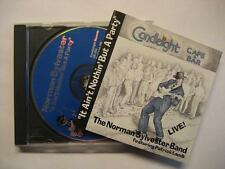 "NORMAN SYLVESTER BAND FEAT. PATRICK LAMB ""IT AIN'T NOTHIN' BUT A PARTY"" - CD"