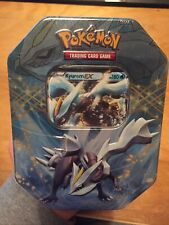 More details for pokemon kyurem ex tin 2012 vintage factory sealed uk seller