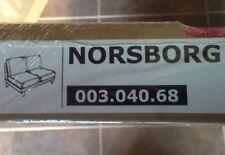 IKEA NORSBORG Bezug 2er Sitzelement Finnsta rot 003.040.68 Neu OVP