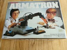 Radio Shack Armatron Robot Arm - Works Great Incl Accessories and Instructions
