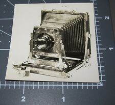 Antique Billow Camera & HIT Style Photographer Examples? Vintage Snapshot PHOTO
