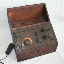 More details for vintage 1920s btc british thompson-houston crystal radio wireless type c