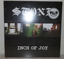 LP STONE - INCH OF JOY - COLOURED - NUOVO NEW