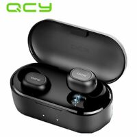 QCY T2C / T1S TWS Bluetooth 5.0 Wireless HiFi Stereo Earphones Earbuds HD Voice