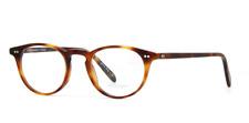 Oliver Peoples OV 5004 Riley-R 1007 Dark Mahogany Eyeglasses 47mm