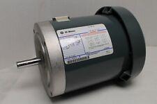 BALDOR M3463 48 Frames TEFC 3413M 3 Phase Enclosed Motors 3PH 3450 rpm F1 60 Hz 0.75 hp