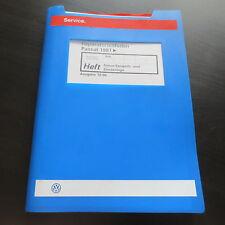 VW Passat B5 3B Werkstatthandbuch Simos Einspritzanlage Zündanlage AHL ARM 1,6 L