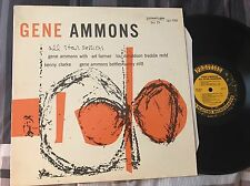 "GENE AMMONS ""All Star Sessions"" RIVERSIDE-OJC-014  Top Copy NM-"