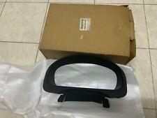 Honda Civic Type R EK9 S04 SO4 JDM Black Gauge Cluster Cover Visor 96-00 (NOS)
