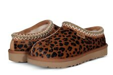 UGG Tasman Leopard Women's Slippers in Natural 1112290 NAT