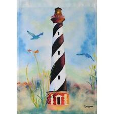 "New listing Summer Lighthouse 12.5"" X 18"" Garden Flag 11-3243-268 Rain Or Shine Spring"