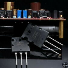 2SA1943 & 2SC5200 Original Toshiba AMP. Transistor x10