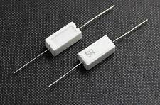 10PCS 5W 4.7R 4R7 +/-5% Cement resistor 4.7 ohm