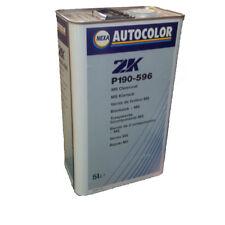 Nexa Autocolour P190 596 2K Clearcoat Lacquer 5 LITRE