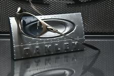 Oakley Romeo 1 Plasma (Natl Mtl Color)-Silver Refl Lenses+Gold Iridium+Vault+Bag