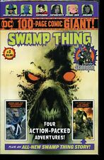 DC 100 Page Comic Giant Swamp Thing #1 Wal-Mart VF/NM Estate Sale Auction Now B4