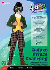 COSTUME PRINCE CHARMING TG.4-6 ANNI Bambino Carnevale Grillo Parlant Rana 44062S