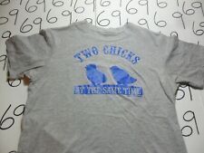 Medium- Two chicks at the same time  T- Shirt