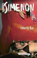 Liberty Bar: Inspector Maigret #17 by Simenon, Georges | Paperback Book | 978014