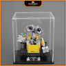 Display stand and case for LEGO Ideas: Wall-E (21303)