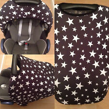 Universal Car Seat/Infant Carrier Hood  [fit Cabriofix-pebble And Others
