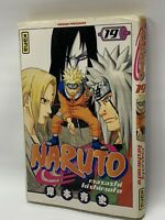 Kana Naruto: Volume 19 By Masashi Kishimoto Paperback French Version Manga
