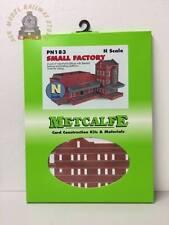 Metcalfe PN183 Small Factory Building Kit N Gauge