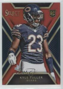 2014 Panini Select Red Prizm /99 Kyle Fuller #107 Rookie