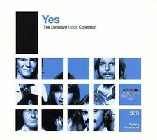 Yes Definitive Rock Collection 2007 2 CD Like New Condition BMG Direct