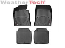 WeatherTech FloorLiner for Hyundai Genesis Sedan - 2011-2014 - Black