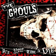 FREE US SHIP. on ANY 2 CDs! NEW CD Ghouls: It's Your Time to Die EP