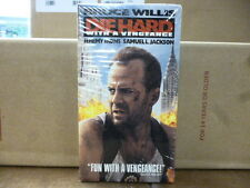 L41 Die Hard With A Vengeance Bruce Willis 20Th Century Fox Vhs Tape Used In Box
